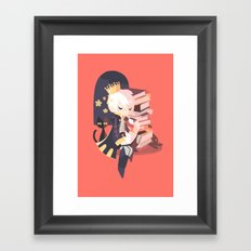 (FEA) ↀↀ Framed Art Print