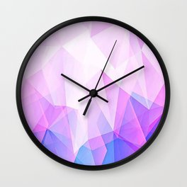 Prism Kingdom Wall Clock