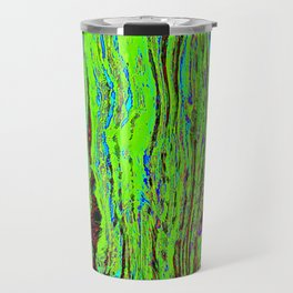 green flow Travel Mug