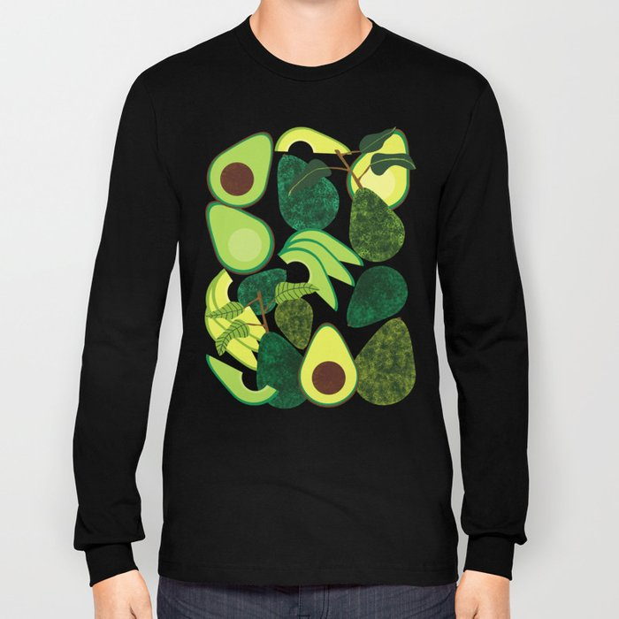 Avocados Long Sleeve T-shirt
