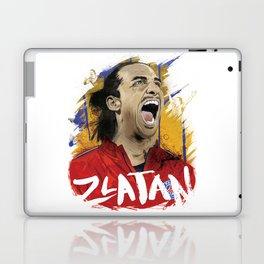 Zlatan Laptop & iPad Skin