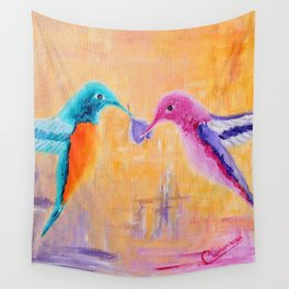 Lover   Amoureux Wall Tapestry