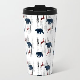 Woods print Travel Mug