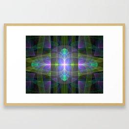 Alien Birth 1 Framed Art Print