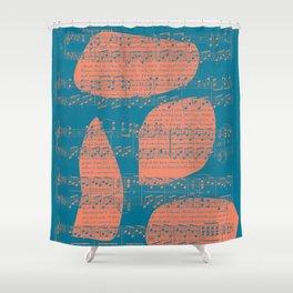 Schubert Sheet Music - Impromptu Shower Curtain