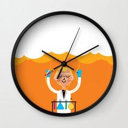 Science is Fun Wall Clock