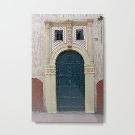 Door #2 Metal Print