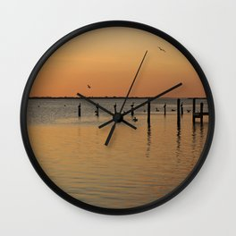 Midnight Confessions Wall Clock