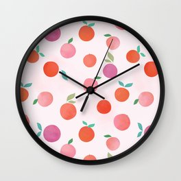 Tangerine Dream Wall Clock