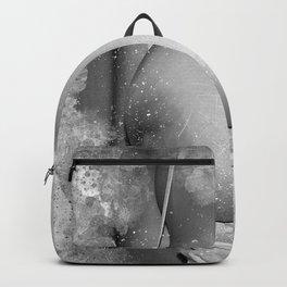 Naked breast Backpack