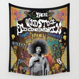 WOODSTOCK Wall Tapestry