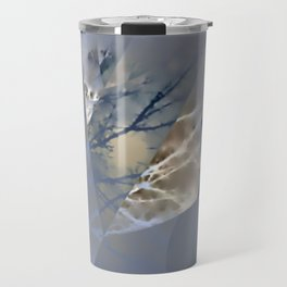 Branches - combined natural and artificial Travel Mug