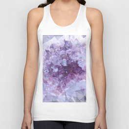 Crystal Gemstone Unisex Tank Top