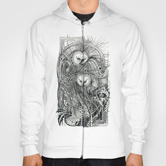 Owls Hoody