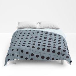 Echo grid Comforters