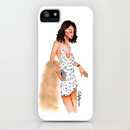 Kendall Jenner iPhone Case