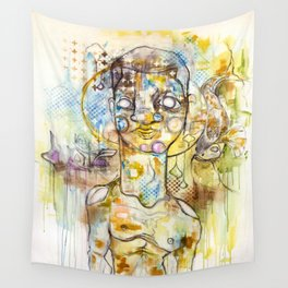 Venus in Pisces.  Wall Tapestry