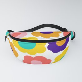 Flowers Pop Fanny Pack
