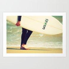 Surfer Rosa Art Print