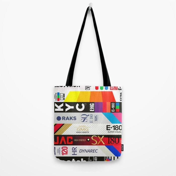 VHS Tote Bag