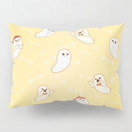 Ghosts Pillow Sham