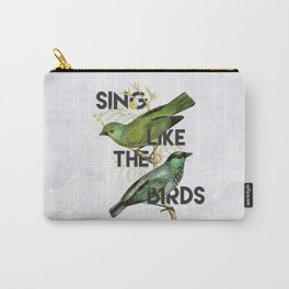 Sing Carry-All Pouch