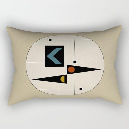 PJO/87 Rectangular Pillow