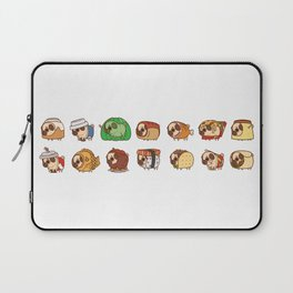 Puglie Food Collection 1 Laptop Sleeve