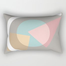 Imperfect Geometries #1 Rectangular Pillow