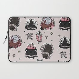 feminist witch Laptop Sleeve
