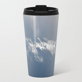 Lonely as a cloud Travel Mug