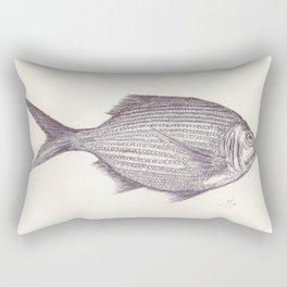 BALLPEN FISH 4 Rectangular Pillow