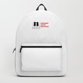 Great Pianist Backpack