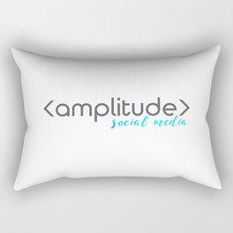Amplitude Rectangular Pillow