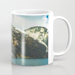 Viking Fjord landscapes of Norway Coffee Mug