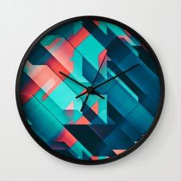 Congruency Path Rejection Wall Clock