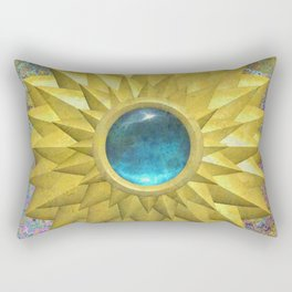 Eye to the Soul Rectangular Pillow