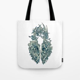 Lichen Tote Bag