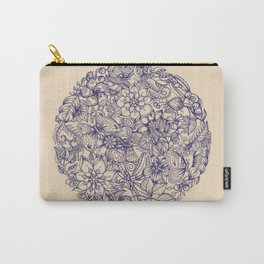 Circle of Friends Carry-All Pouch