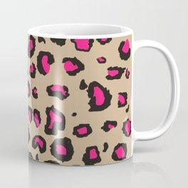 Pink Leopard 2 Coffee Mug