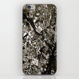 Locks of Love iPhone Skin