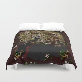 Garlick Duvet Cover