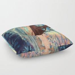 Flora  Floor Pillow