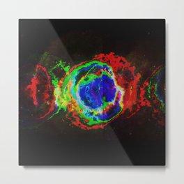 The Eye of Helix Metal Print