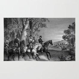 The Surrender Of General Lee Rug