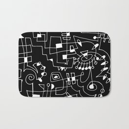 Circuit II Bath Mat