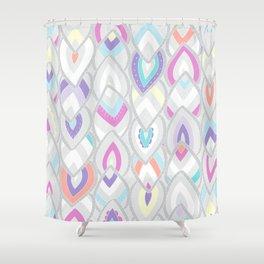 PINKLEAVES Shower Curtain