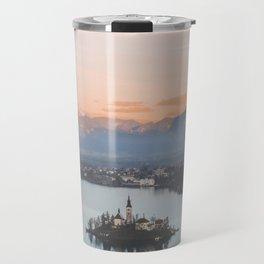 Lake Bled, Slovenia Travel Mug