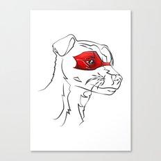 Heroes Helper Canvas Print