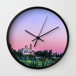 New Athos, Abkhazia Wall Clock
